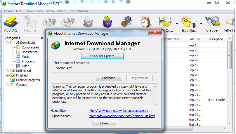 Internet Download Manager 630 Build 8 with Crack