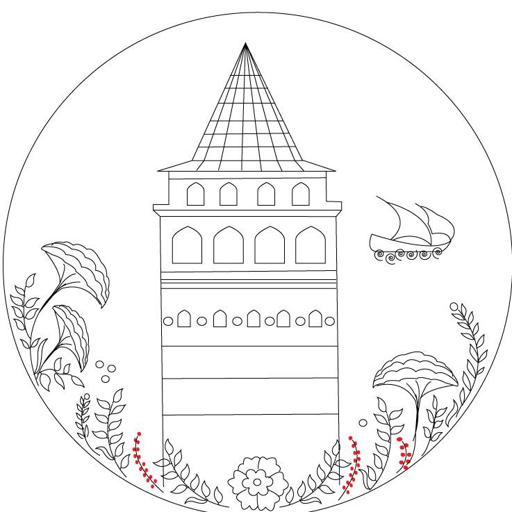 Best Karakalem Galata Kulesi Basit çizim Teknikleri Image Collection