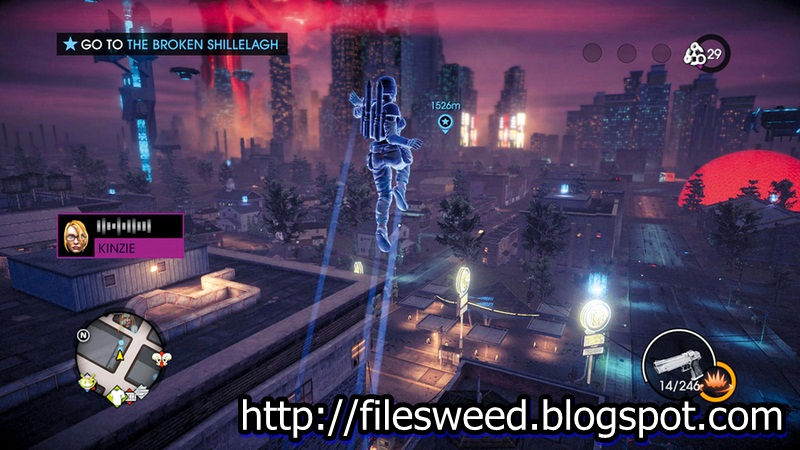 Saints Row IV Game Free Download *FULL VERSION* CraCked