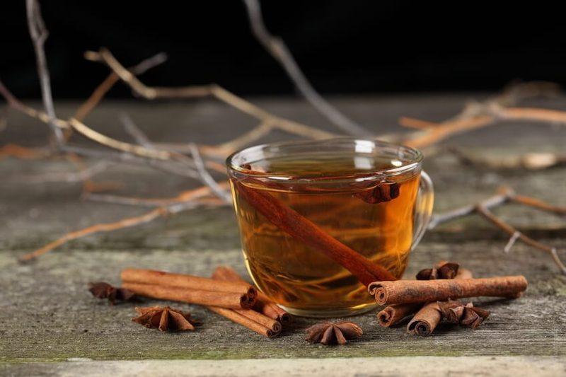 Чай для похудения из лаврового листа и корицы