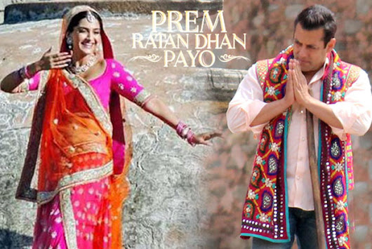Watch Prem Ratan Dhan Payo Online - Full Movie from