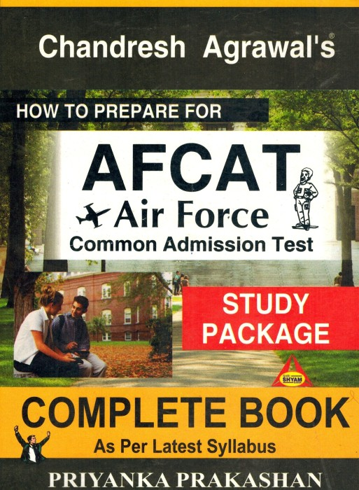 Solved Question Papers of AFCAT Exam in PDF format?