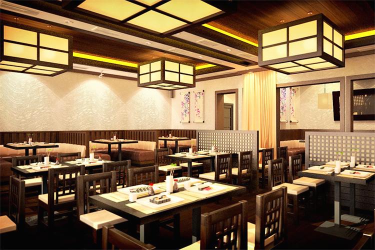 японский ресторан в москве с конвейером