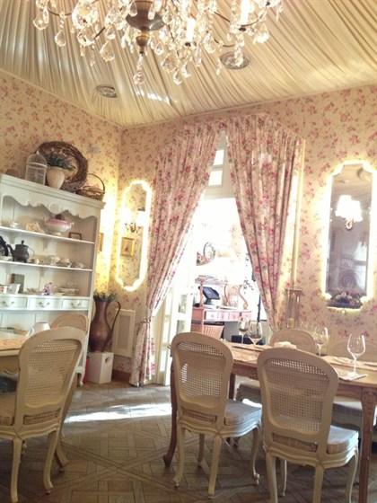 Ресторан Прованс - фотография 15 - Некурящий зал