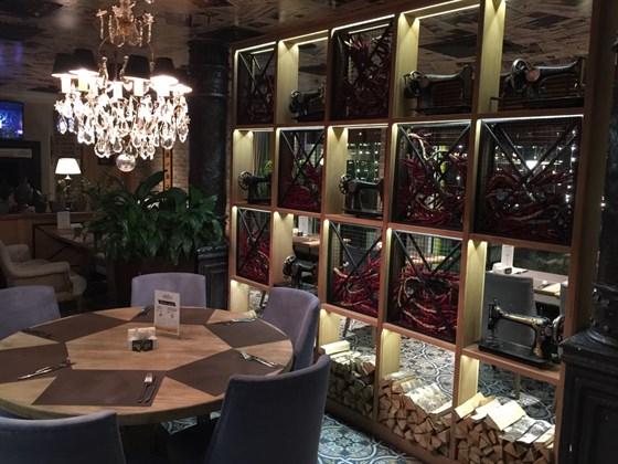 Ресторан Room - фотография 16 - 1 этаж