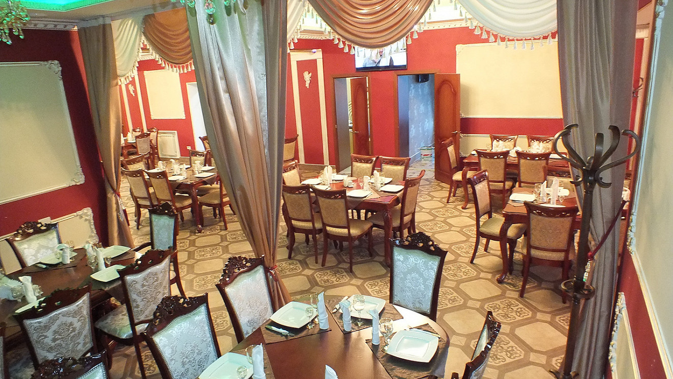 Ресторан Банкетный зал гостиницы «Гоара» - фотография 1