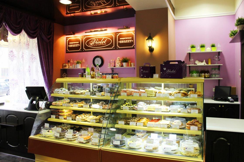 Ресторан Виолет-премьер - фотография 3
