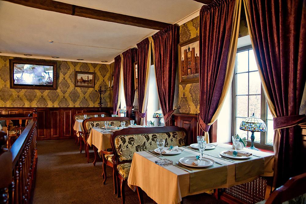 Ресторан Виски - фотография 3