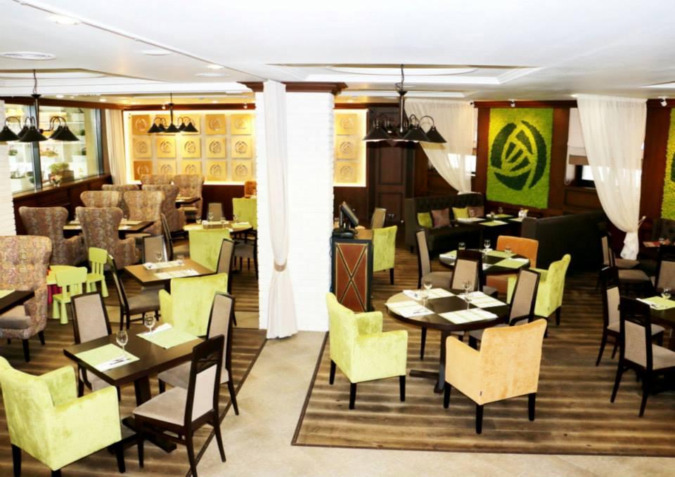 Ресторан Перец & Мята - фотография 4