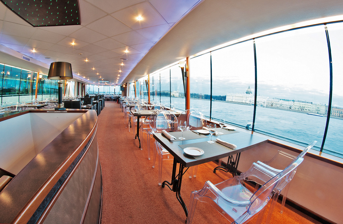 Ресторан River Lounge - фотография 1