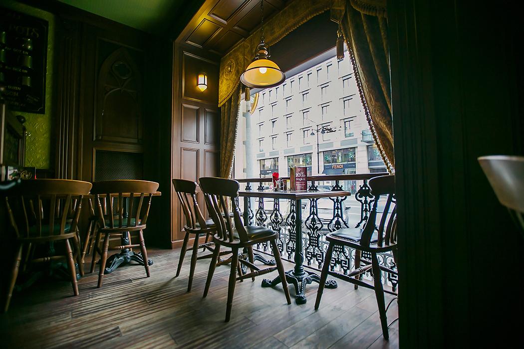 Ресторан Finnegan's - фотография 6
