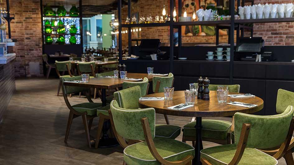 Ресторан Fornetto - фотография 7