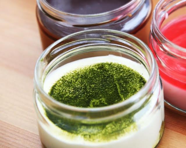 Ресторан Corner Kitchen & Café - фотография 7 - Тирамису зеленый чай