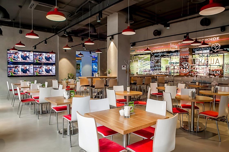 Ресторан Media Café - фотография 13