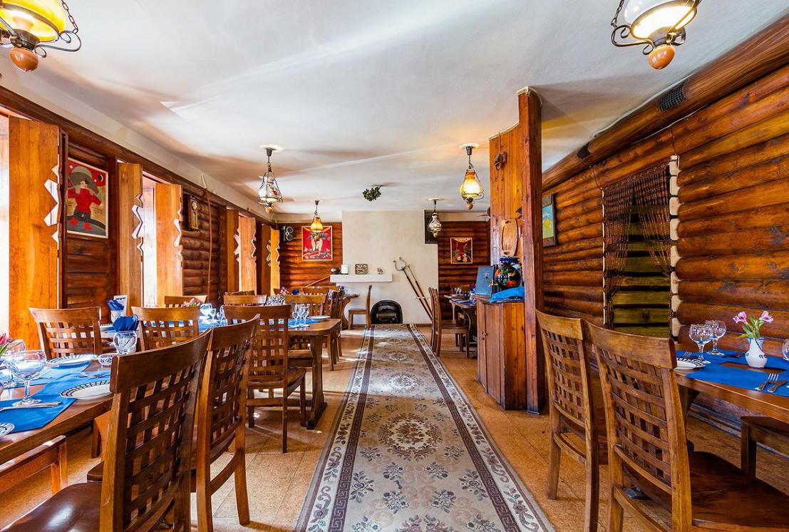 Ресторан Демьянова уха - фотография 2