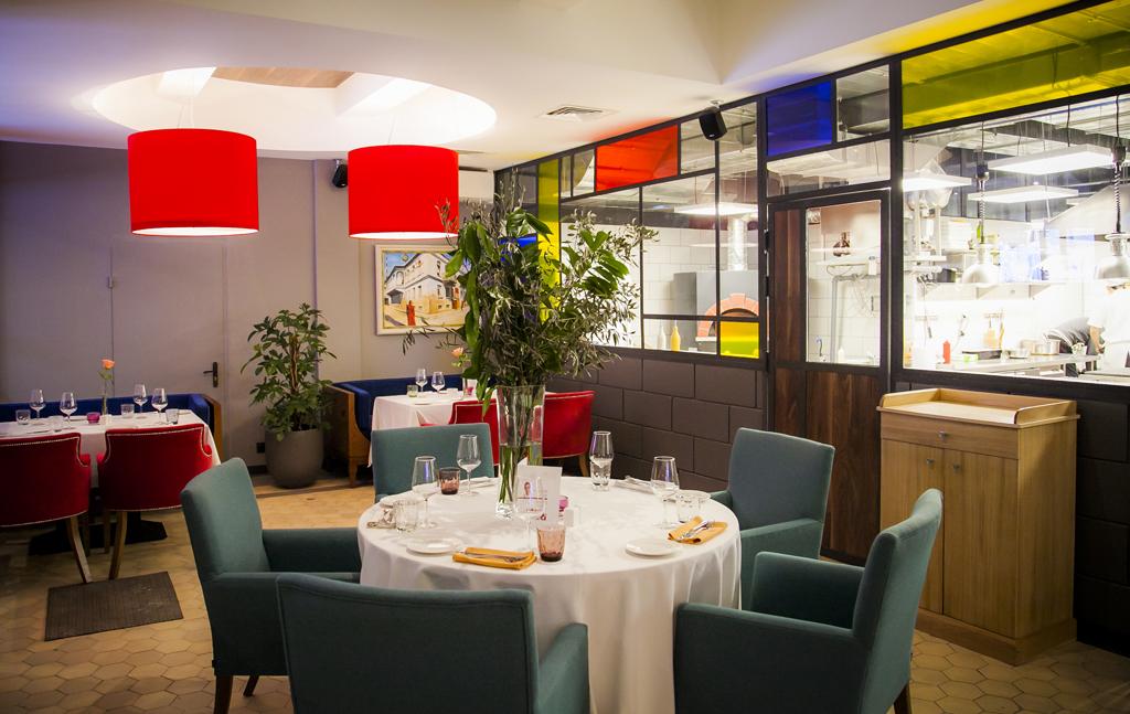Ресторан Oli Oli - фотография 1