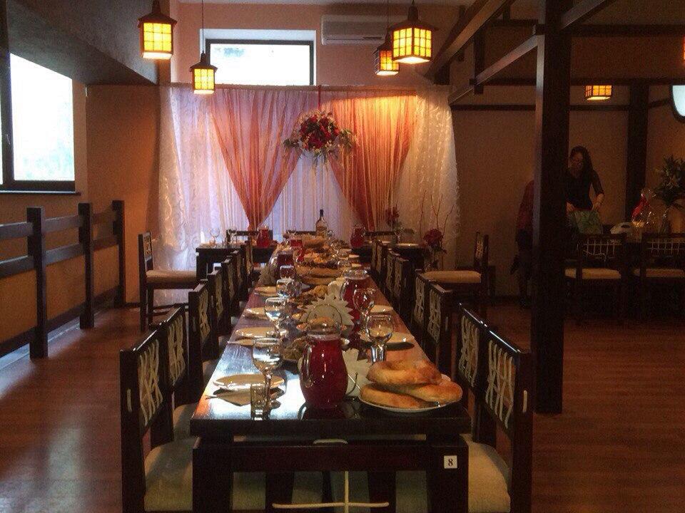 Ресторан Восточный уголок - фотография 1