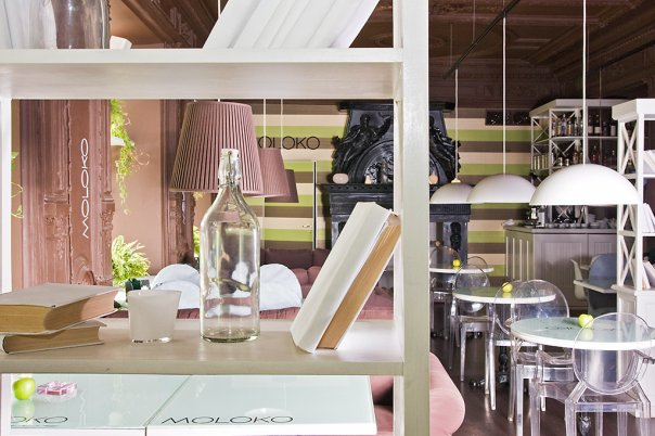 Ресторан Moloko Café - фотография 5