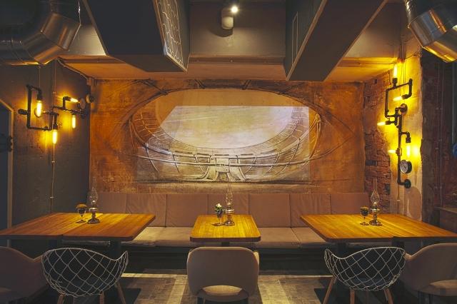 Ресторан Кусочки - фотография 1 - кафе Кусочки - зона стадион