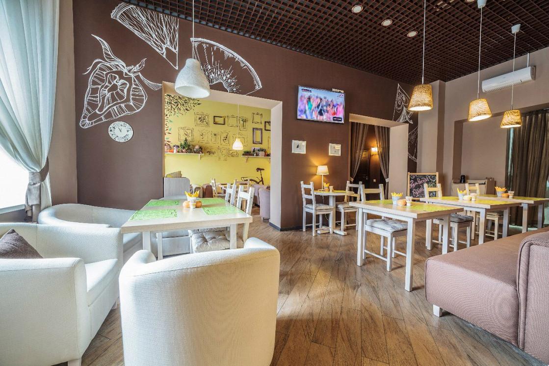 Ресторан Leto Café - фотография 2
