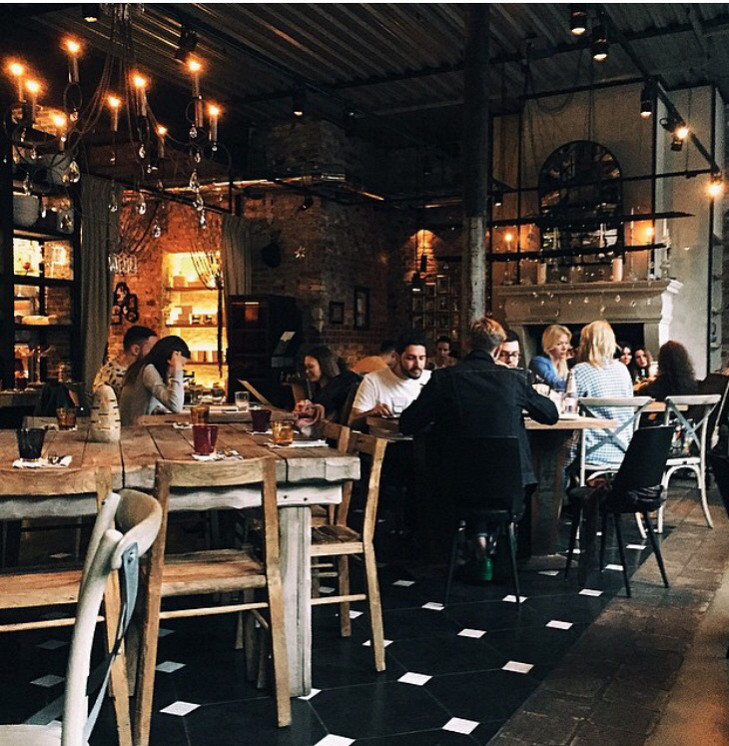 Ресторан Lesartists - фотография 2