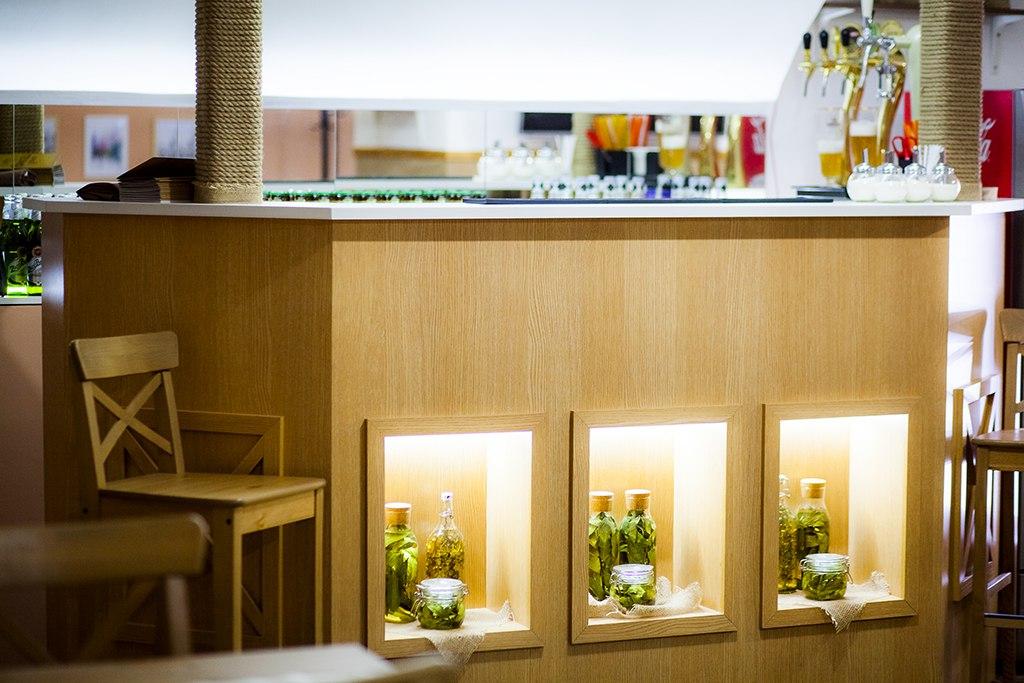 Ресторан Omlet - фотография 3