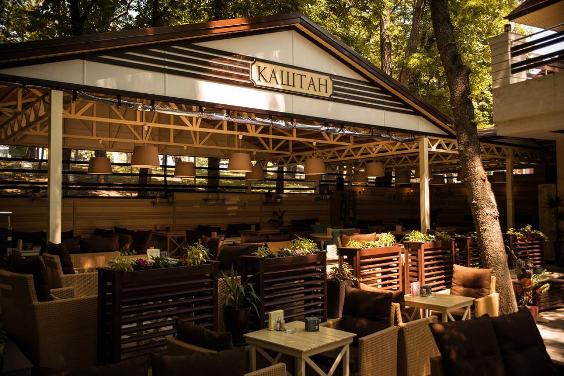 Ресторан Каштан - фотография 3