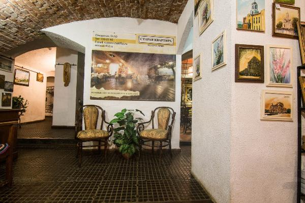Ресторан Старая квартира - фотография 6