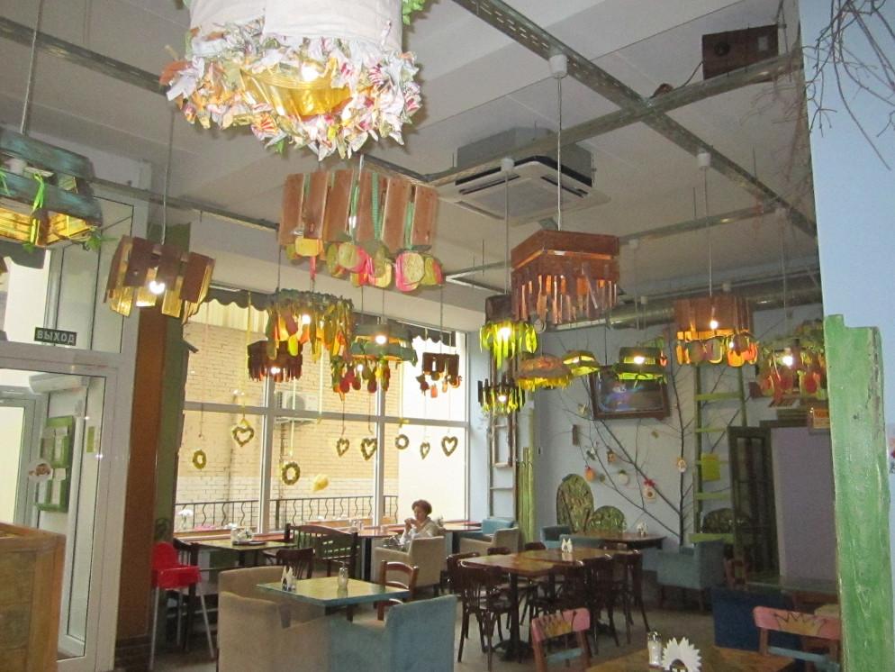 Ресторан Луковка - фотография 2