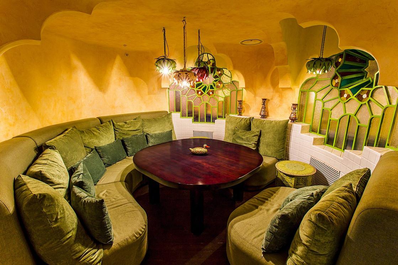 Ресторан Shima - фотография 3 - Гарем