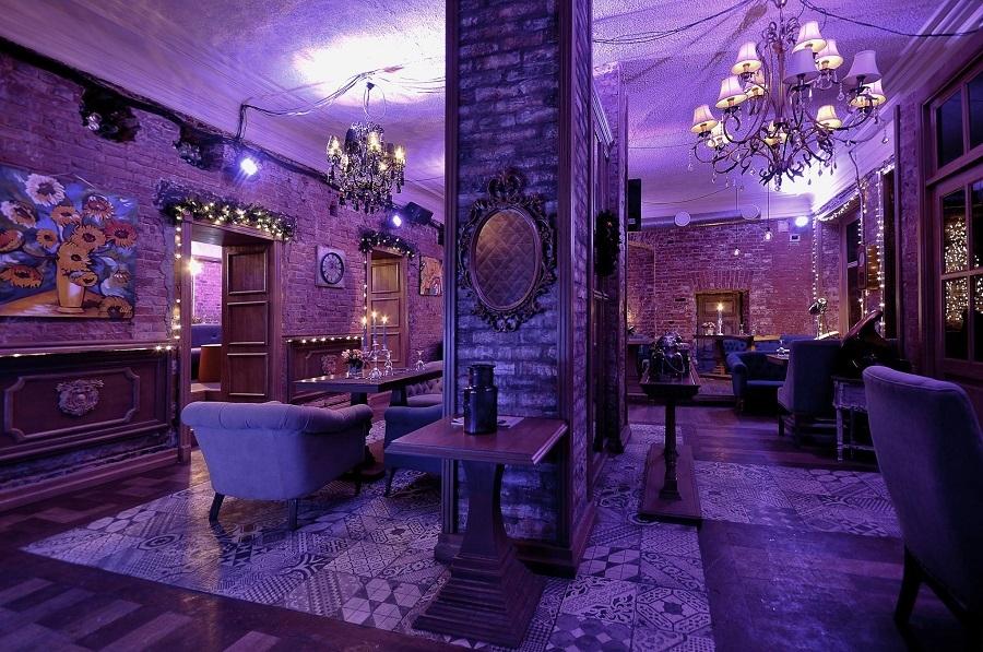Ресторан Дягилев - фотография 1
