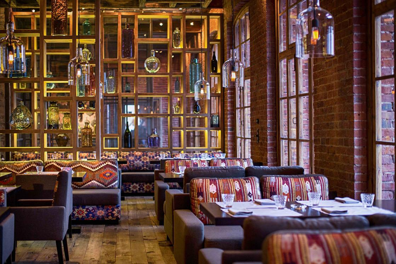 Ресторан Шинок - фотография 10 - Интерьер