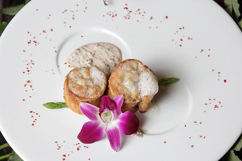 Ресторан Château de fleurs - фотография 35