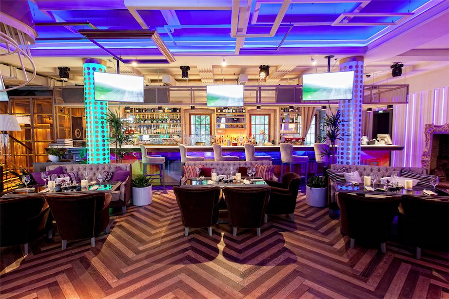 Ресторан Кадриль - фотография 15
