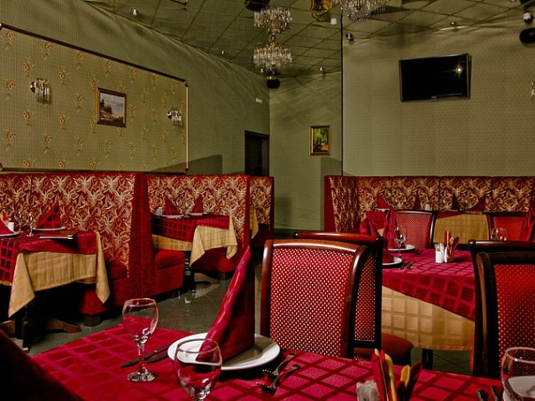 Ресторан Ангел - фотография 10