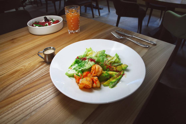 Ресторан 45°/60° - фотография 13