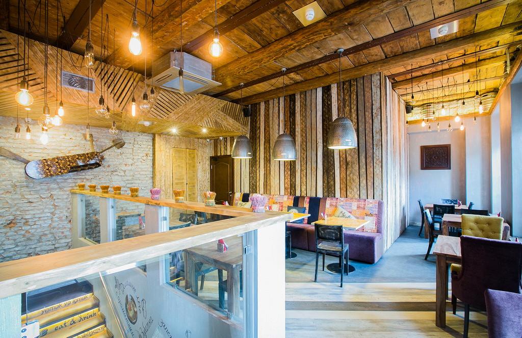 Ресторан Иван & Марья - фотография 3