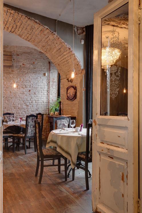 Ресторан Buterbrodsky - фотография 2