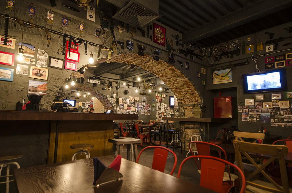 Ресторан Разведка - фотография 3