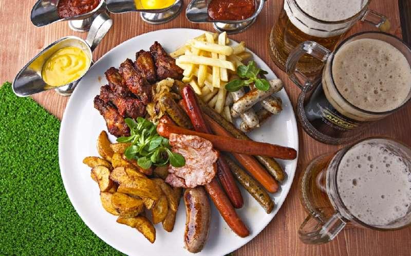 Ресторан Старый амбар - фотография 12