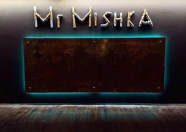 Ресторан Mr. Mishka - фотография 1