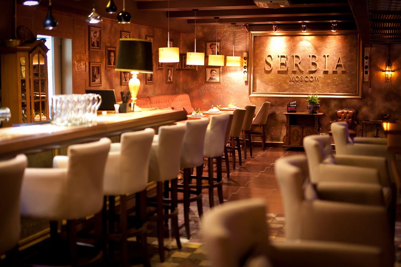 Ресторан Сербия - фотография 13