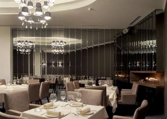Ресторан Andiamo - фотография 24 - Vip зал