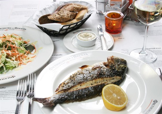 Ресторан Филимонова и Янкель - фотография 3