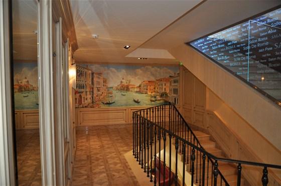Ресторан Il pittore - фотография 7 - 2-ой этаж