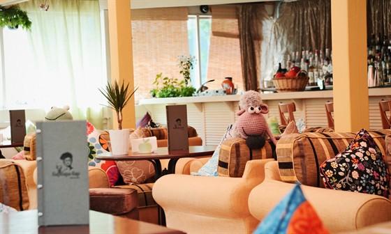 Ресторан Барбара - фотография 9 - Барбара бар - Летняя всепогодная веранда 1