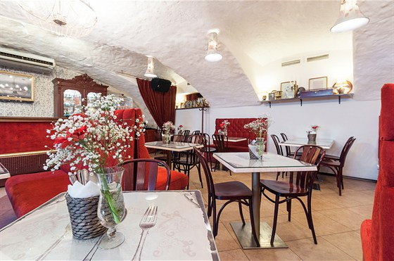 Ресторан Распутин - фотография 4 - Кафе Распутин/Rasputin cafe