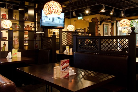 Ресторан Манджонэ - фотография 6