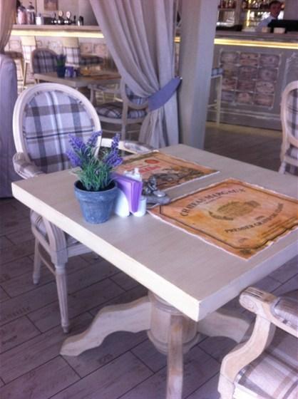 Ресторан Прованс - фотография 1 - Столик!