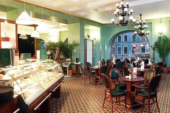 Ресторан Зингер - фотография 5 - Скидка 25 % с 9.00 до 11.00 на меню завтрака